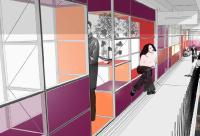 Transformatie van galerijflats